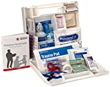 Pac-Kit by First Aid Only 25 Person Bulk First Aid Kit, 107-Piece Kit