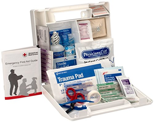 First Aid Only 25 Person Bulk First Aid Kit, 106-Piece Kit