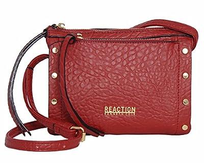 Kenneth Cole Reaction KN1968 Perfecto Mini Crossbody Messenger Shoulder Bag