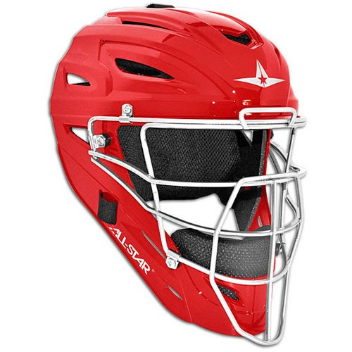 All-Star Adult System 7 Catcher's Helmet by All-Star