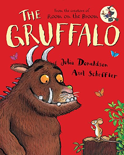 The Gruffalo (Picture Books) -