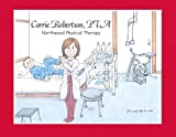 Physical Therapy Assistant Personalized Gift Custom Cartoon Print 8x10, 9x12 Magnet or Keychain
