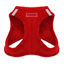 Best Pet Supplies Voyager by Plush Harness, Large, Red