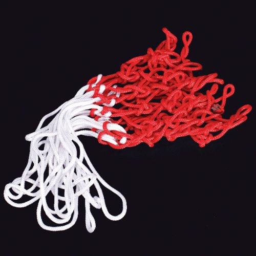 Sharplace Cesta de Baloncesto Equipo de Básquet con Red de Nylon Accesorios Deportivo