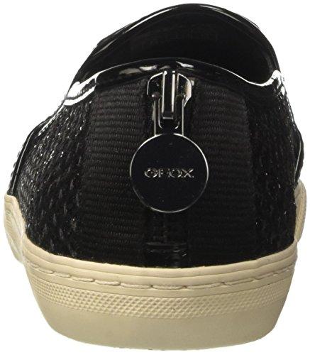 Geox Giyo Sneakers Sneakers Giyo Geox Basses Femme r4BrRqn