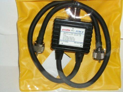 Accessory Duplexer (Jetstream JTDUP - 2m/70cm Duplexer w/Pigtails)
