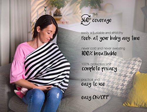 Baby Car Seat Cover Nursing