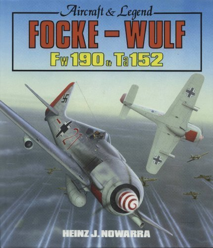 Focke-Wulf Fw 190 & Ta 152 (A Foulis Aviation Book), used for sale  Delivered anywhere in USA