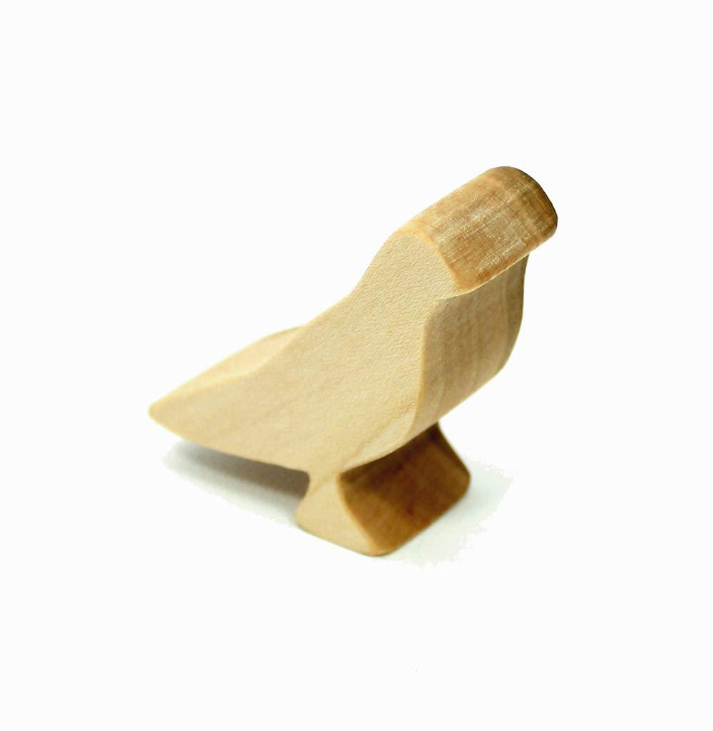 Wood Pigeon Toy