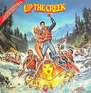 Up The Creek LASERDISC (NOT A DVD!!!) (Full Screen Format)