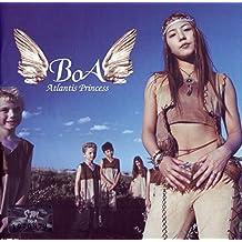 BOA [ATLANTIS PRINCESS] 3rd Album CD+Booklet+Tracking Number K-POP SEALED