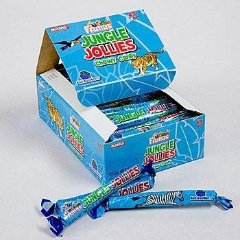 Albert's Jungle Jollies Blue Raspberry -