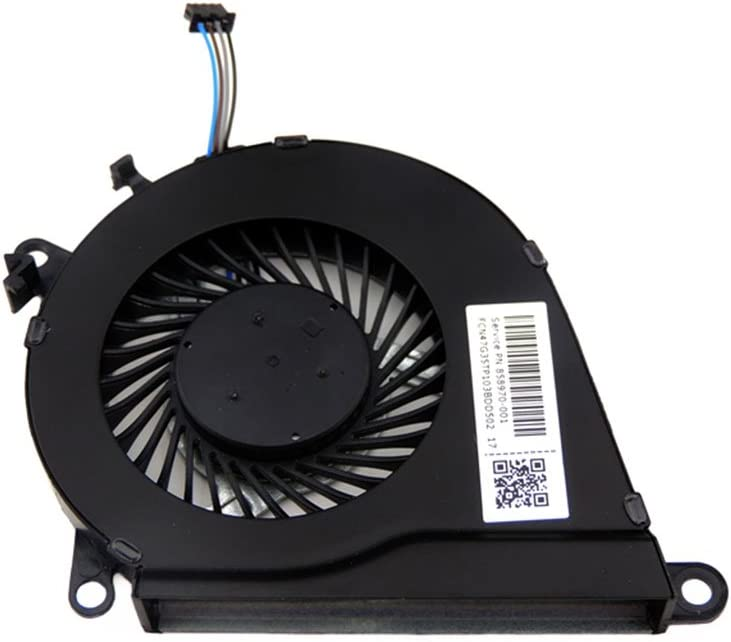 CPU Cooling Fan for HP pavilion 15-p176na 15-p177na 15-p177nf 15-p178na 15-p180nf 15-p181nf 15-p181ng