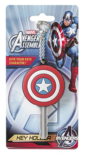 captain america keychain holder - 5