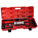 LIKE SHOP 13PC Heavy Duty Dent Puller w/10lbs Slide Hammer Auto Body Truck Repair Tool Kit