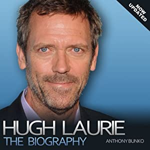 Hugh Laurie Audiobook