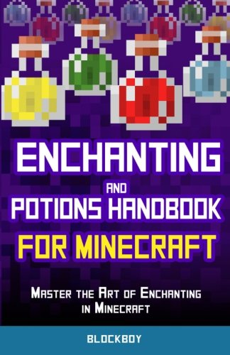 Enchanting Potions Handbook Minecraft Unofficial product image