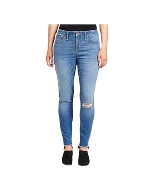 Amazon.com: Mossimo - Pantalones vaqueros para mujer Curvy ...