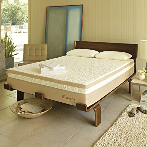 Tempur-Pedic  Contour Rhapsody Breeze 1.0 Medium-Firm Mattress, King