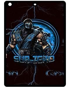 Bettie J. Nightcore's Shop For iPad Air2 Tpu Phone Case Cover(Sub-zero From Mortal Kombat) 8528288ZA689971618AIR2