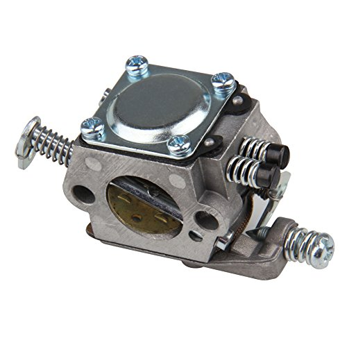 CarBole Walbro Replacment carburetor for STIHL MS170 MS180 017 018 (Chainsaw Replacment Chain)