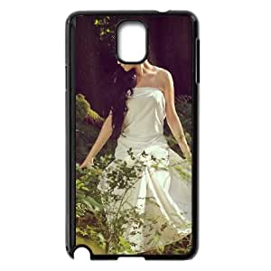 Samsung Galaxy Note 3 Cell Phone Case Black Girl in Forest LV7927120