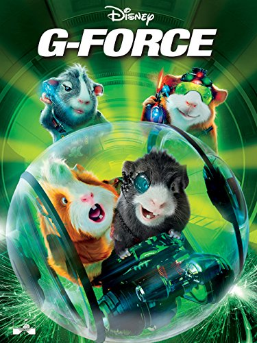 DVD : G-Force