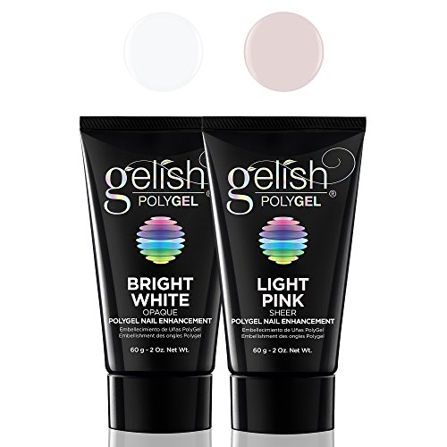 Gelish PolyGel Professional Nail Technician All-in-One Enhancement French Kit by Gelish (Image #2)
