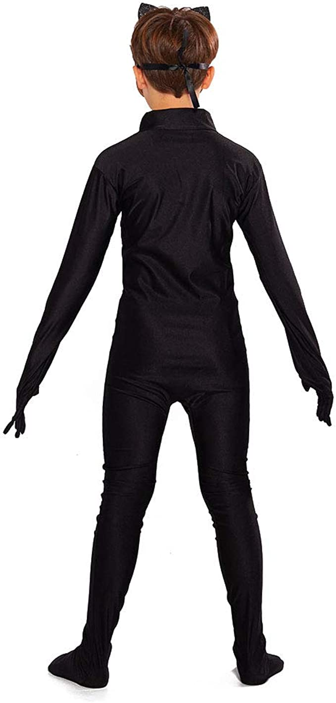 URAQT Disfraces de Carnaval Lady Bug, Disfraz de Cat Noir Niños ...
