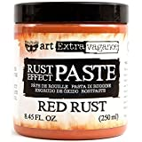 Prima Marketing Art Extravagance Rust Paste 250ml-Red