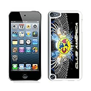 Special Custom iPod Touch 5 Case Club America 3 White Personalized Picture iPod Touch 5 Phone Case