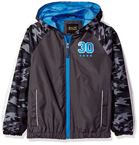 Boys Lightweight Hooded Jacket - 6
