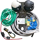 Cool 12N And 12S Full Twin Towing Electrics Towbar Wiring Amazon Co Uk Wiring Cloud Brecesaoduqqnet