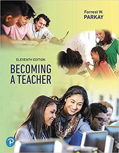Becoming a Teacher, 11th Edition - Original PDF