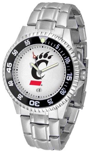 Cincinnati Competitor Men's Steel Band Watch