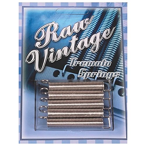 - Raw Vintage RVTS-1 5 piece tremolo spring set