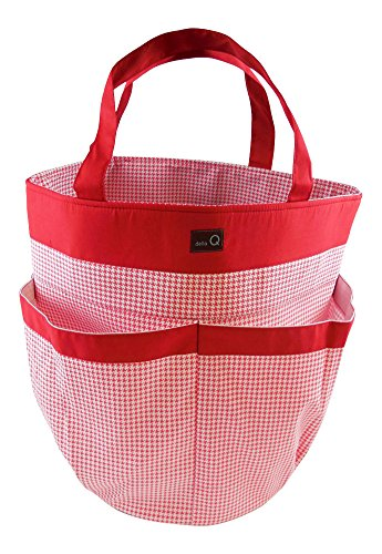 della Q Tess Yarn Storage & Knitting Caddy Bag (12'' W x 14'' H); 105 Madison 340-1-105 by della Q
