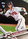 Atlanta Braves 2017 Topps Complete Mint Hand Collated Team Set with Dansby Swanson Rookie Card and Freddie Freeman Plus