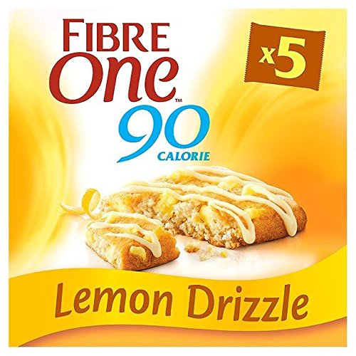 Fibre One Lemon Drizzle Bars - 120g (0.26lbs)