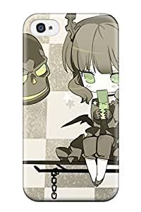 Anti-scratch And Shatterproof Dead Master - Black Rock Shooter Phone Samsung Galaxy Note2 N7100/N7102 High Quality Tpu Case