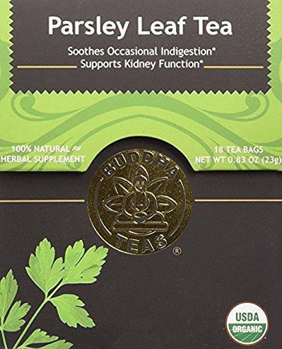 Organic Parsley Leaf Tea - Kosher, Caffeine Free, GMO-Free (2 Pack)