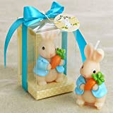 Cartoon Zodiac Rabbit Charming Gifts Party Candles Smokeless Candles Birthday Candles for Baby Shower and Wedding Favor Keepsake Favor (5)