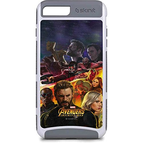 Avengers Iphone 7 Plus Case   Avengers Infinity War Series 1   Marvel   Skinit Cargo Case