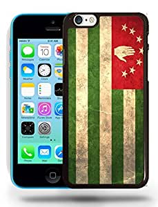 Abkhazia National Vintage Flag Phone Case Cover Designs for iPhone 5C