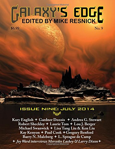 Galaxy's Edge Magazine: Issue 9, July 2014