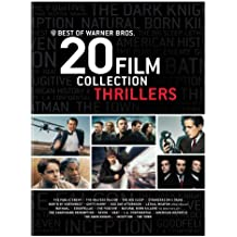 Best of Warner Bros. 20 Film Collection Thrillers