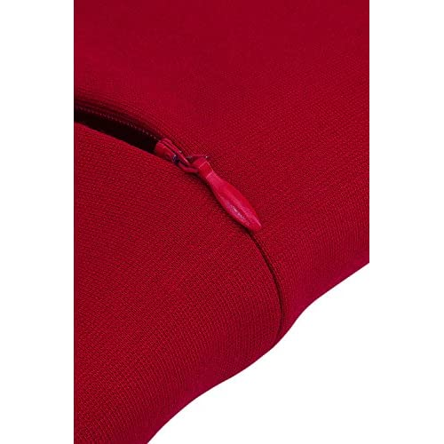 Babyonlinedress Damen V Ausschnitt Bodycon Etuikleider Pencil Business Kleider Knielang Bleistiftkleid