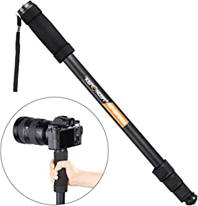 Camera Monopod,K&F Concept 4-Section 67