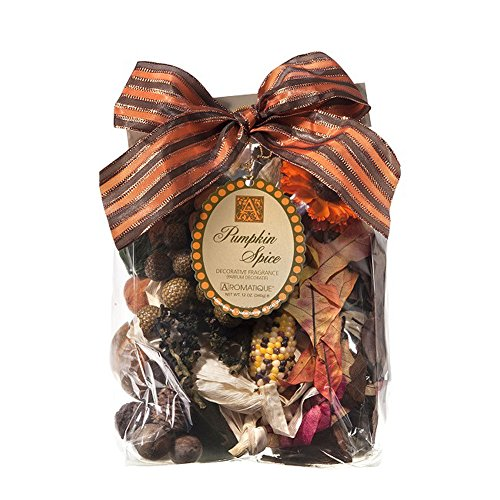 Aromatique 12 Oz Bag Decorative Potpourri - Pumpkin Spice
