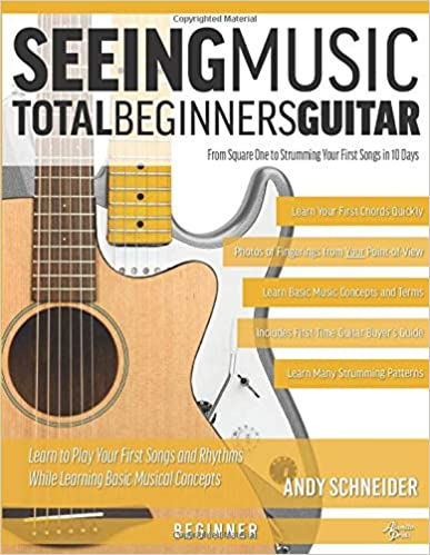 Absolute Beginners Acoustic Guitar Learn to Play Music Book /& Download Card song